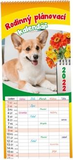KN199 - Kalendář Rodinný plánovací 2022