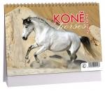 K516 - Kalendář Koně 2022