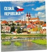KN212 - Kalendář Česká Republika 2022