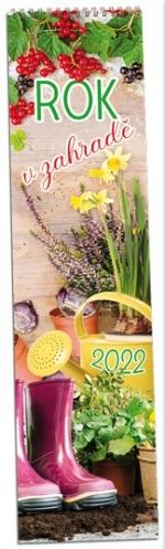 KN197 - Kalendář Rok v zahradě 2022