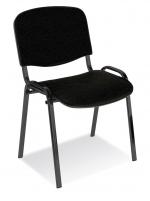 Židle kancelářská Kos, černá