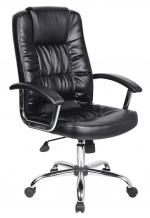 Židle kancelářská Cyprus, černá