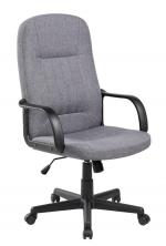 Židle kancelářská Malta, šedá