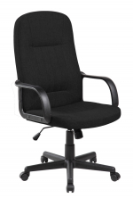 Židle kancelářská Malta, černá