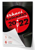 Kalendář 2022 nástěnný trhací A6 SENIOR BNA0