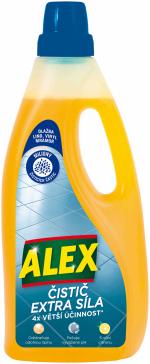 Alex čistič ex. síla na vinyl, dlažbu a lino 750 ml, citrus