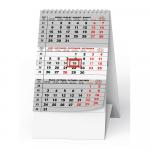 Kalendář 2022 stolní tříměsíční mini BSA7