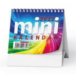 Kalendář 2022 stolní Mini BSA3