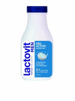 Lactovit DeoActionMen, sprch. gel 300 ml