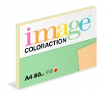 Image ColorAction A4 80 g č.431937 Mix (pastelové) 5 x 20 listů