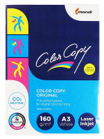 Color Copy A3 160 g, 250 listů (420 x 297 mm)