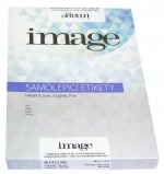 Etikety samolepicí A4 38 x 21,2/100 listů bílé Image label