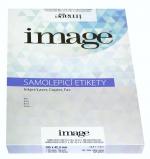 Etikety samolepicí A4 105 x 42,3/100 listů bílé Image label