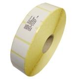 Etikety na kotouči 32 x 25 mm, na roli 5.000 ks