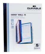 DURABLE - Závěsný element A4 + 10 kapes