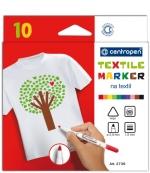 Značkovač CENTROPEN 2739/10 na textil