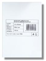 Laminovací fólie Standard A6 125 mic. 100 ks lesklá
