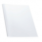 Desky na termovazbu 3 mm bílá,  balení 100 ks (11-32 listů)