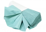 Ručníky papírové Z-Z zelené/250 ks CEREPA