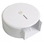 Zásobník na toaletní papír Jumbo 280, kovový bílý