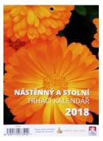 Kalendář 2018 nástěnný trhací A6 SENIOR KTA6