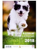 Kalendář 2018 nástěnný trhací A5 SENIOR KTA5