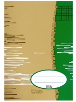 Sešit 545e čtverečkovaný 40 listů