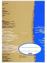 Sešit 560e čistý 60 listů