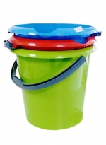 Kbelík plastový 10 - 12  litrů