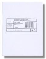 Laminovací fólie Standard 80x111 mm/125mic. 100 ks lesklá