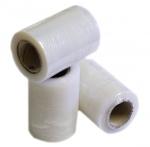 Fólie fixační stretch ruční 10 cm x 150 m /23mic (granát)