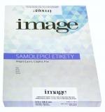 Etikety samolepicí A4 210 x 148,5/100 listů bílé Image label