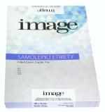 Etikety samolepicí A4 105 x 74/100 listů bílé Image label