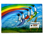 Blok A4 akvarelový - 10 listů