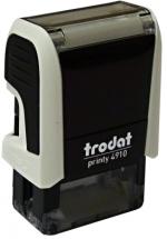 Razítko TRODAT 4910 na zakázku (10 x 26 mm)