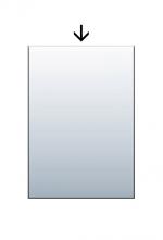 Obal A5 (U) na výšku, PVC,150mic