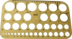 Šablona KOH-I-NOOR kružnicová