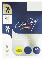 Color Copy A3 Coated glossy 135 g, 250 listů (420 x 297 mm)