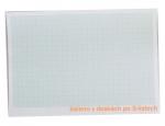 Milimetrový papír A4 balení 5 listů