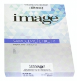 Etikety samolepicí A4 68 x 36/100 listů bílé Image label
