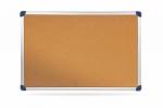 Korková tabule A09 90 x 120 cm, ALU rám + špendlíky zdarma