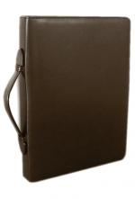 Portfolio - KAT 04 - Diplomatka s držadlem A4 hnědá