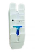 Odkladač, držák na prospekty A4 FLEXIPLUS 6, bílá
