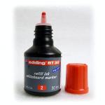 Náhradní inkoust Edding BT 30 - červený