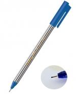 Popisovač Edding 89, kancelářský liner EF, modrý