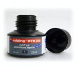 Náhradní inkoust Edding BTK 25, černý