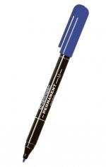 Popisovač CENTROPEN 2846, permanentní, modrý, kulatý hrot
