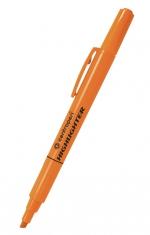 Zvýrazňovač CENTROPEN 8722 hrot 1-4 mm, oranžový