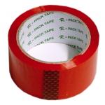 Lepicí páska R-PACK 48 mm x 66 m červená