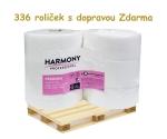 Toaletní papír JUMBO 240 bílá celulóza, paleta
